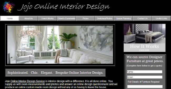 Online Interior Decorator