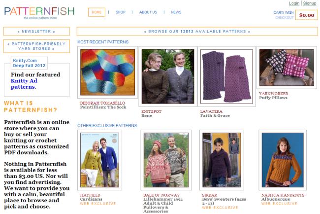 Online Pattern Store