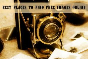Find Free Images Online