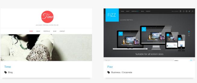 Site 5 WordPress Themes