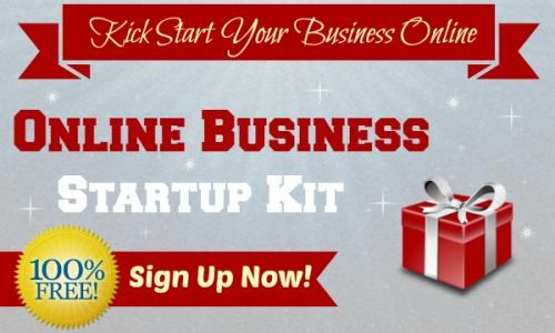 Online Business Startup Kit