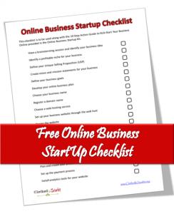 Free Online Business Startup Checklist