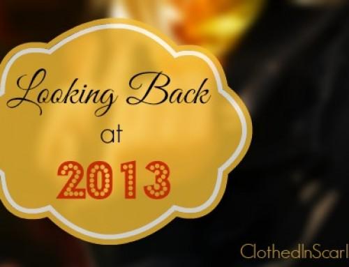 Looking Back at 2013!