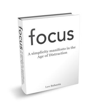 Focus Manifesto