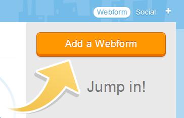 Add a Webform