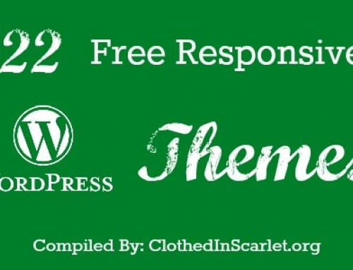 22 Free Responsive WordPress Themes