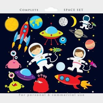 Space Clip Art