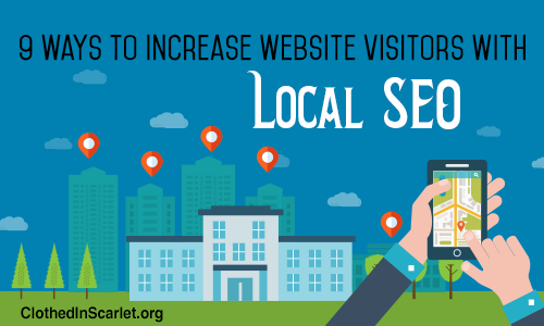 9 Ways to Increase Website Visitors with Local SEO ...